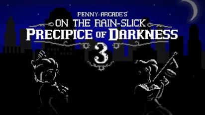 Penny Arcade's On the Rain-Slick Precipice of Darkness 3 Trailer