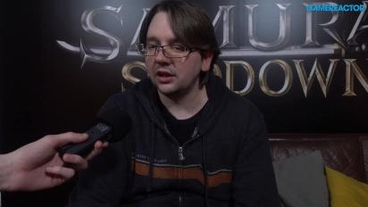 GRTV pratar med teamet bakom Samurai Shodown