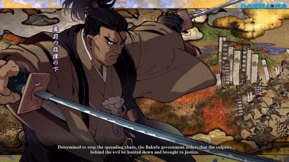 Samurai Shodown - Jubei Yagyu Story-gameplay