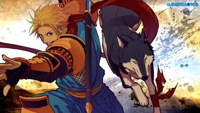 Samurai Shodown - Galford Story-gameplay