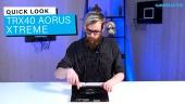 GRTV packar upp TRX40 Aorus Xtreme