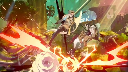 Guilty Gear: Strive - Trailer#3
