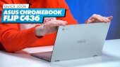 GRTV packar upp Asus Chromebook Flip C436