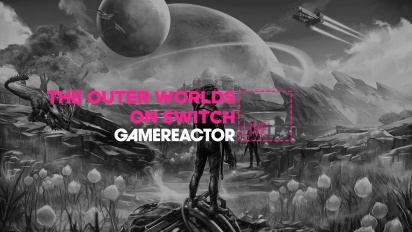 GRTV spelar The Outer Worlds till Switch