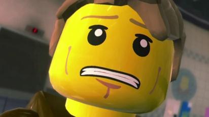 Lego City Undercover - Webisode #1: Meet Chase McCain Trailer