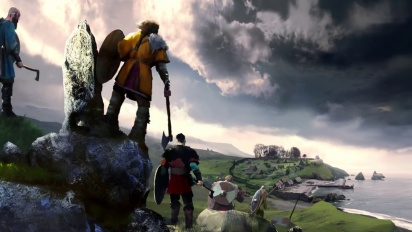 Expeditions: Viking - Announcement Trailer