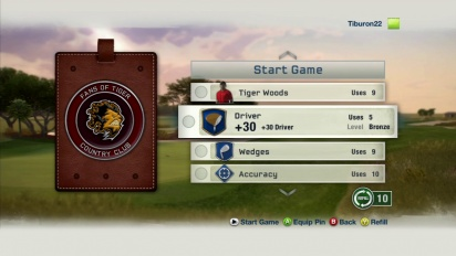 Tiger Woods PGA TOUR 13 - Pins Trailer