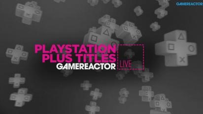 PS Plus-spel för februari - Livestream-repris