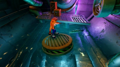 Crash Bandicoot: Nsane Trilogy - Sewer or Later Playthrough