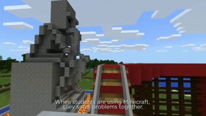 Minecraft: Education Edition - Code Builder Trailer
