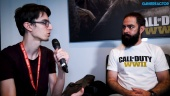 Call of Duty: WWII - Sean Soucy & Tolga Kart intervjuade