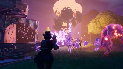 Fortnite - Survive the Storm Update Trailer