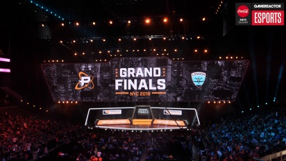 GRTV kikar närmare på Overwatch League Grand Finals