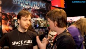 GRTV intervjuar teamet bakom Space Hulk: Tactics