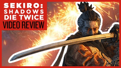 GRTV videorecenserar Sekiro: Shadows Die Twice