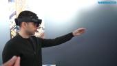 GRTV testar Microsoft Hololens 2