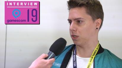 GRTV på Gamescom 19: Intervju med Lost Ember-studion