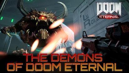 DOOM Eternal - The Demons of DOOM Eternal