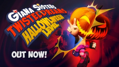 Giana Sisters: Twisted Dreams - Halloween Special 2013