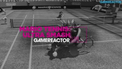 Viu spelaqr Mario Tennis: Ultra Smash