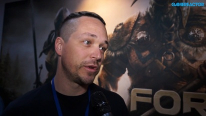 For Honor - Gaelec Simard-intervju