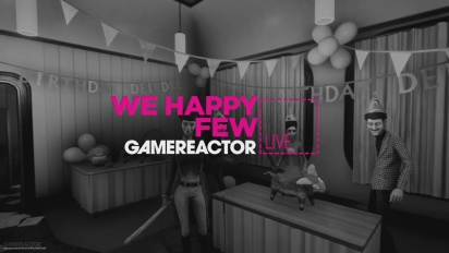 We Happy Few - Livestream-repris