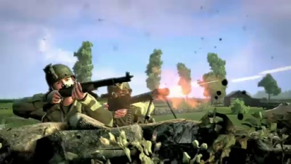 Brothers in Arms: Hell's Highway - Machine Gun and Bazooka Feature
