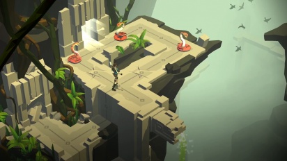Lara Croft GO - Launch Trailer