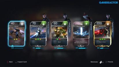 Halo Wars 2 - Vi öppnar tio kortpaket i Blitz
