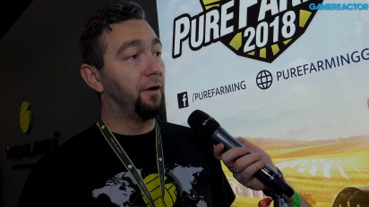 Pure Farming 2018 - Intervju med Pawel Jawor