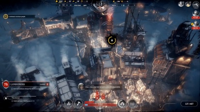Frostpunk - Irreversible Developer Update
