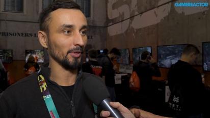 GRTV intervjuar skaparen bakom Scum