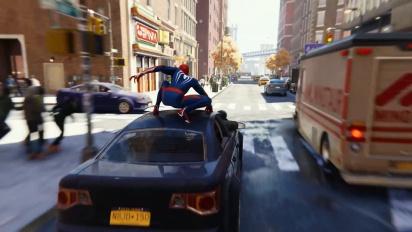 Spider-Man - Brian Intihar Commentary Gameplay