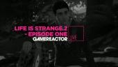 GRTV spelar igenom episod ett av Life is Strange 2