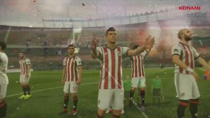 Pro Evolution Soccer 2019 - River Plate Partnership