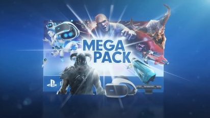 Playstation VR - Mega Pack Trailer PSVR