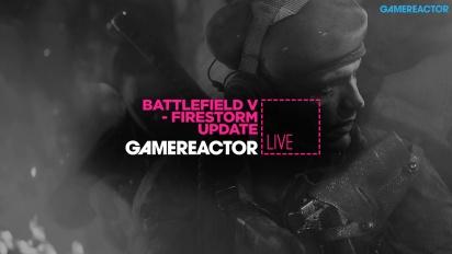GRTV myser lite med Battlefield V - Firestorm