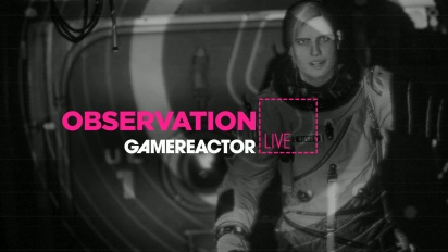 Observation - Livestream Replay