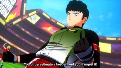 Captain Tsubasa: Rise of New Champions - DLC 1 & v1.10 Update Trailer