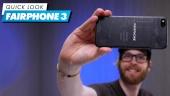 Fairphone 3 - Quick Look
