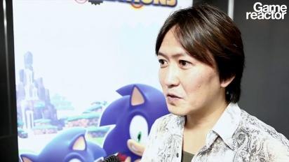 Sonic Generations-intervju