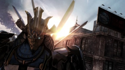Transformers: Rise of the Dark Spark - Gameplay Trailer