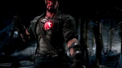 Mortal Kombat X - Kold War DLC Trailer