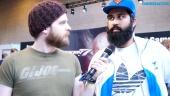 Tekken 7 - Nordisk Turné-intervju