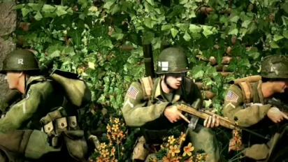 Brothers in Arms: Hell's Highway - Behind the Scenes Trailer