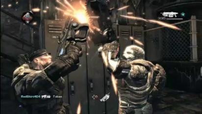 Gears of War 2 - Developer Diary 2: Every Gun Has A Story Trailer