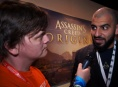 Assassin's Creed Origins - Ashraf Ismail intervjuad