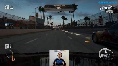 Vi avancerar genom karriären i Forza Motorsport 7