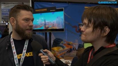 GRTV pratar med skaparna av Trailmakers