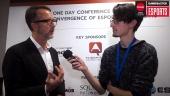 GRTV pratar med Esics Ian Smith